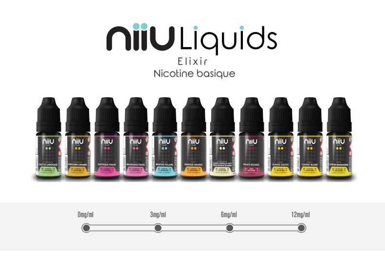 NIIU Liquids