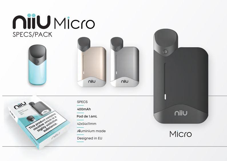NIIU Micro