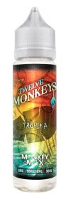 Twelve Monkeys Vapor - Tropika 50ml (Shortfill)