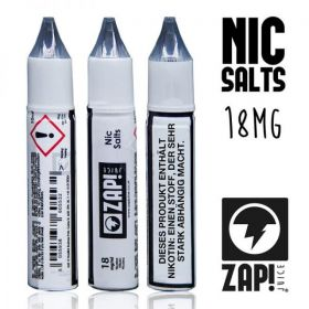 Zap! Juice Nikotin Saltz Shot 18mg