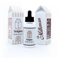 The Milkman Delights Bubble Milk