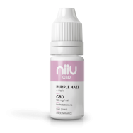 NIIU Vape - CBD - Purple Haze 10 ml