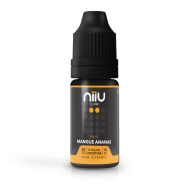 NIIU Vape - Mangue Ananas 10 ml