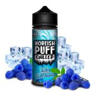 Moreish Puff - Chilled Blue Raspberry 100ml