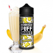 Moreish Puff - Shakes - Banana - 100ml
