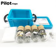 Pilotvape - Handmade Tournament Coil Set (16 Stk.)
