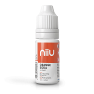 NIIU Vapor - Salt - Orange Soda 10 ml
